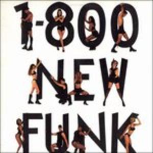 PRINCE.VARIOUS ARTISTS – 1-800 NEW FUNK (LP)