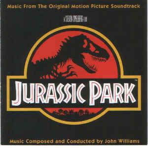 JOHN WILLIAMS – JURASSIC PARK (CD)