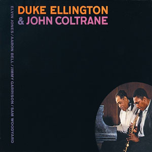 COLTRANE, JOHN – DUKE ELLINGTON & JOHN COLTRANE (LP)