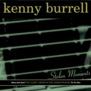 BURRELL,KENNY – STOLEN MOMENTS (2xCD)