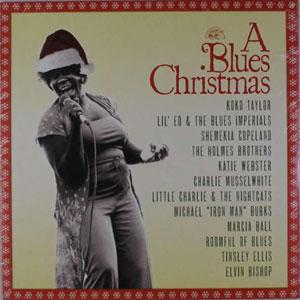 V/A – A BLUES CHRISTMAS (LP)