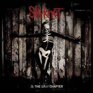 SLIPKNOT – .5: THE GRAY CHAPTER [BLACK VINYL] (2xLP)