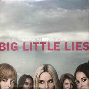 VARIOUS ARTISTS.. – BIG LITTLE LIES (LP)