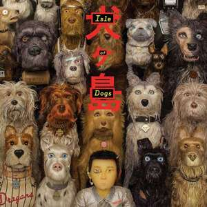 OST – ISLE OF DOGS (LP)