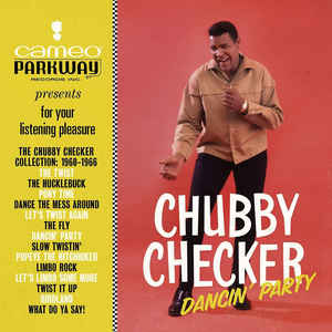CHECKER, CHUBBY – DANCIN' PARTY: THE CHUBBY CHECKER COLLECTION: 1960-1966 (LP)