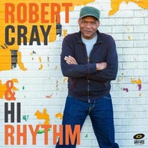 CRAY, ROBERT – ROBERT CRAY & HI RHYTHM (LP)