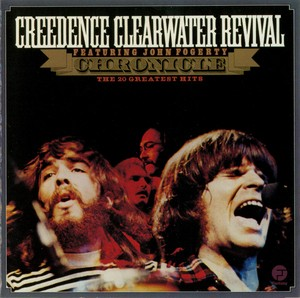 CREEDENCE CLEARWATER REVIVAL – CHRONICLE VOL.1/20 GR.HIT (CD)