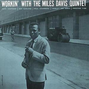 DAVIS, MILES -QUINTET- – WORKIN' WITH (LP)