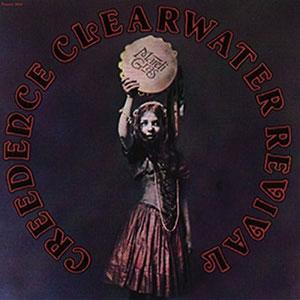 CREEDENCE CLEARWATER REVIVAL – MARDI GRAS (LP)