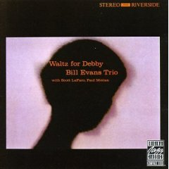 BILL EVANS TRIO – WALTZ FOR DEBBY (CD)