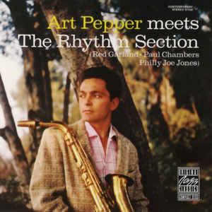 PEPPER, ART – MEETS THE RHYTHM SECTION (CD)