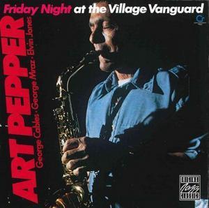 PEPPER, ART FRIDAY NIGHT AT THE VILLA CD –  (CD)