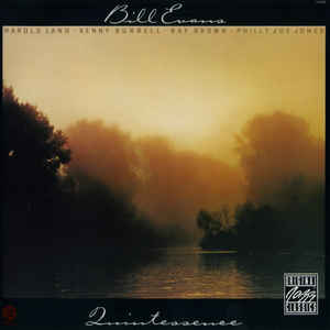BILL EVANS – QUINTESSENCE (CD)