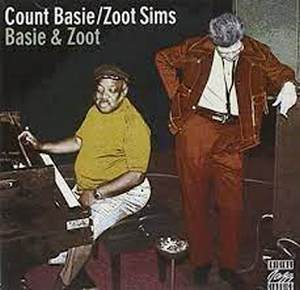 BASIE, COUNT & ZOOT SIMS – BASIE & ZOOT (CD)