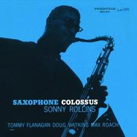 ROLLINS, SONNY – SAXOPHONE COLOSSUS REISS (CD)