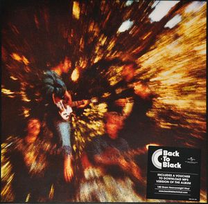 CREEDENCE CLEARWATER REVIVAL – BAYOU COUNTRY (LP)