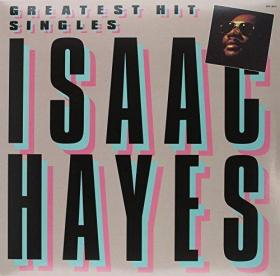 HAYES, ISAAC – GREATEST HIT SINGLES (LP)