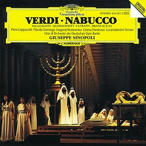 VERDI, G. – NABUCCO (HIGHLIGHTS) (CD)