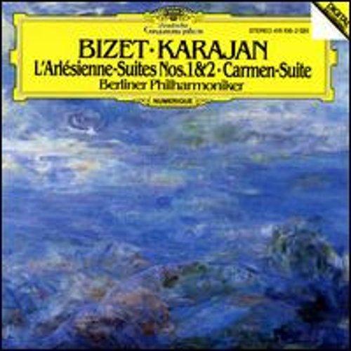 BIZET/CARMEN – L'ARLESIENNE/SUITE (CD)