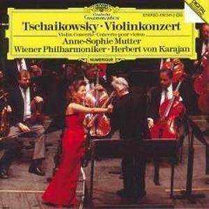 TCHAIKOVSKY, P.I. – VIOLINCONCERT IN D OP.35 (CD)