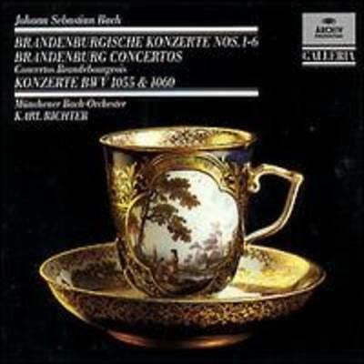 BACH, J.S. – BRANDENBURGSE CONC.NO.1-6 (2xCD)