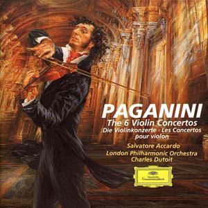 PAGANINI, N. – VIOLIN CONCERTOS (3xCD)