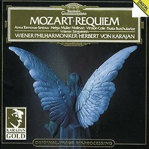 MOZART, W.A. – REQUIEM KV 626 (CD)