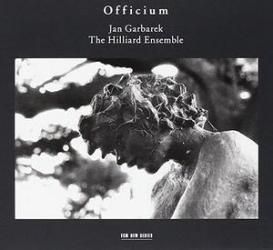 GARBAREK/HILLIARD ENSEMBLE: OFFICIUM –  (CD)
