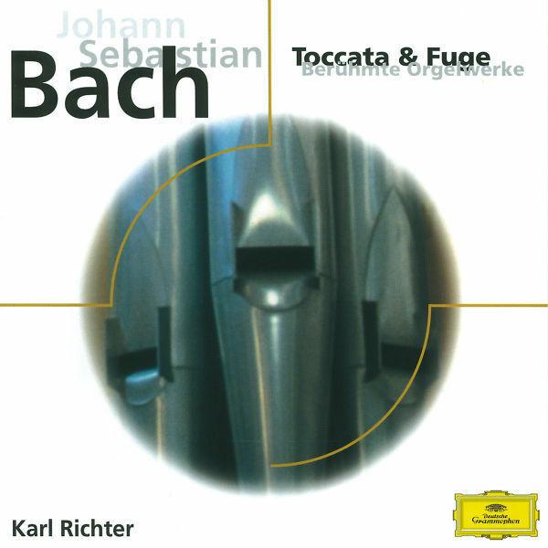BACH, J.S. – TOCCATAS & FUGES (CD)