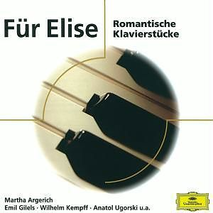 BEETHOVEN/CHOPIN/DEBUSSY FUER ELISE CD  –  (CD)