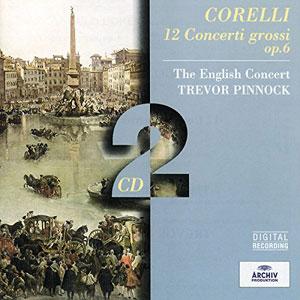 CORELLI, A. – 12 CONCERTI GROSSI OP.6 (2xCD)