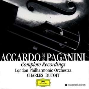 PAGANINI, G. – COMPLETE RECORDINGS (6xCD)
