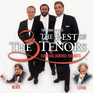 CARRERAS/DOMINGO/PAVAROTT – BEST OF THE 3 TENORS (CD)
