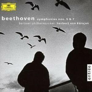 BEETHOVEN, L. VAN – SYMPHONIES NO.5&7 (CD)
