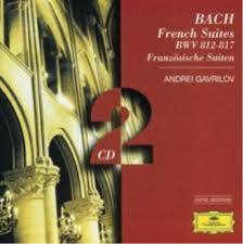 BACH, J.S. – FRENCH SUITES 1-6 (2xCD)