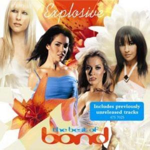 BOND – EXPLOSIVE -BEST OF (CD)