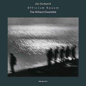 GARBAREK, JAN/HILLIARD ENSEMBLE – OFFICIUM NOVUM (CD)