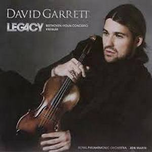 GARRETT, DAVID – LEGACY (CD)