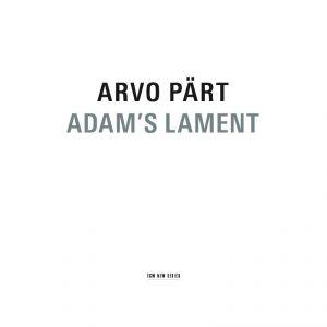 PART, A. – ADAM'S LAMENT (CD)