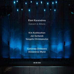 KARAINDROU/KASHKASHIAN/GA – CONCERT IN ANTHENS (CD)