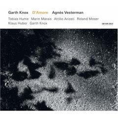 KNOX & VESTERMAN DAMORE CD ECM 4766369 –  (CD)