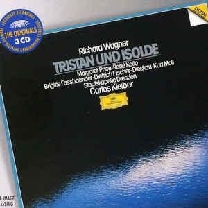 CARLOS KLEIBER – WAGNER: TRISTAN UND ISOLDE (3xCD)