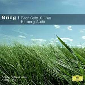 GRIEG, E. – PEER GYNT SUITE 1 & 2/HOL (CD)