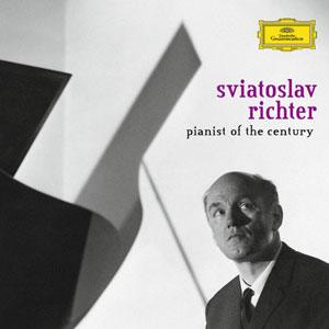 RICHTER, SVIATOSLAV – COMPLETE DG SOLO/CONCERTO RECORDINGS BOX (9xCD)
