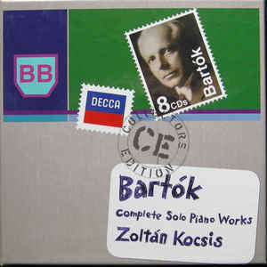 ZOLTÁN KOCSIS – BARTÓK: COMPLETE SOLO PIANO MUSIC (8xCD)