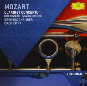 MOZART, W.A. – CLARINET CONCERTO (CD)