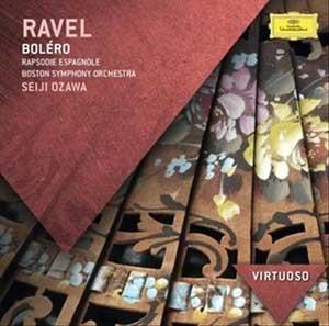 RAVEL, M. – L'OEUVRE POUR ORCHESTRE: BOLERO/LA VALSE/RAPSODIE ESPAG (CD)