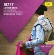 BIZET, G. – CARMEN SUITES/JEUX D'ENFANTS/L'ARLESIENNE (CD)
