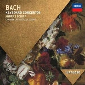 ANDRÁS SCHIFF, CHAMBER ORCHESTRA OF EUROPE – BACH, J.S.: KEYBOARD CONCERTOS (CD)