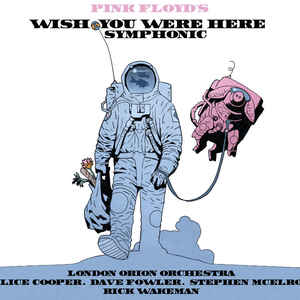 LONDON ORION ORCHESTRA – PINK FLOYD'S WISH YOU WERE HERE SYMPHONIC (CD)